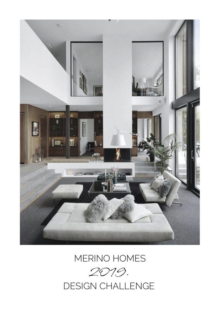 Design brief, ISCD design challenge, Merino homes design challenge, Merino Experience